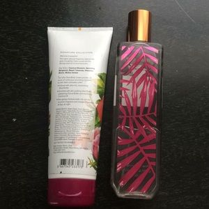 Bath and Body Other - OAHU COCONUT SUNSET Lotion and Fine Fragrance Mist